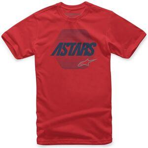 Alpinestars Rex T-skjorte 2XL Rød
