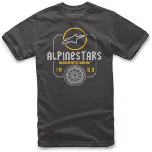 Alpinestars Whiteout T-skjorte M Svart