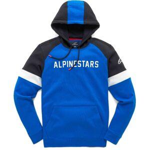 Alpinestars Leader Fleece Hettegenser L Blå