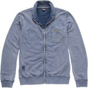 Blauer USA High Visibility Sweatshirt jakke XL Blå