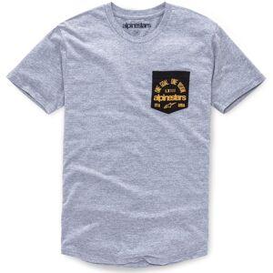 Alpinestars Heart T-shirt M Grå