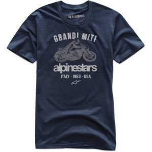 Alpinestars Grande Miti T-shirt XL Blå