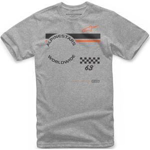 Alpinestars Collection T-shirt L Grå