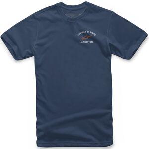 Alpinestars Banner T-shirt M Blå