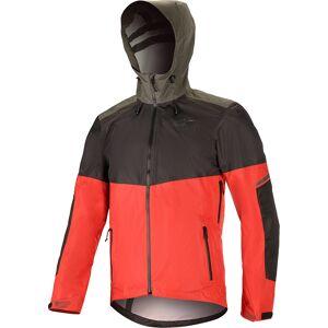 Alpinestars Tahoe Vanntett jakke 2XL Svart Rød