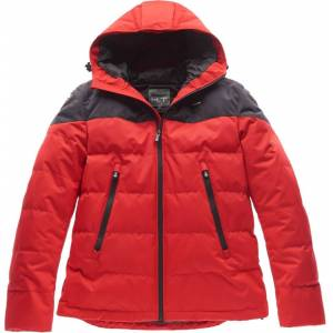 Blauer Easy Winter 2.0 Motorsykkel tekstil jakke XL Rød Blå