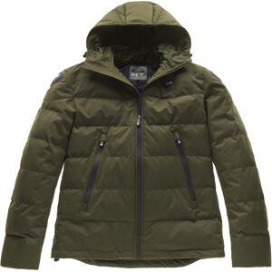 Blauer Easy Winter 2.0 Motorsykkel tekstil jakke L Grønn