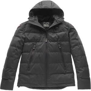 Blauer Easy Winter 2.0 Motorsykkel tekstil jakke XL Grå
