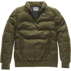 Blauer Winter Pull Motorsykkel tekstil jakke XL Grønn