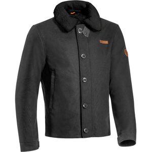 Ixon Worker Motorsykkel tekstil jakke XL Svart