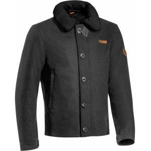 Ixon Worker Motorsykkel tekstil jakke 3XL Svart