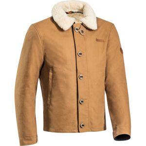 Ixon Worker Motorsykkel tekstil jakke 3XL Brun