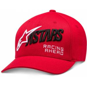 Alpinestars Title Cap S M Rød