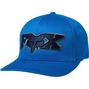 FOX Ellipsoid Flexfit Cap S M Blå