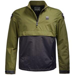 Blauer Spring Pull Motorsykkel tekstil jakke M Grønn Blå