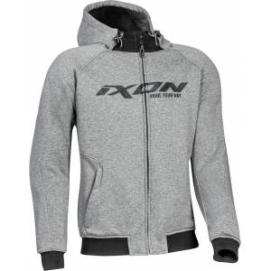 Ixon Palermo Motorsykkel tekstil jakke S Grå