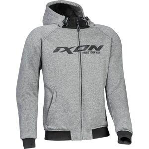 Ixon Palermo Motorsykkel tekstil jakke L Grå