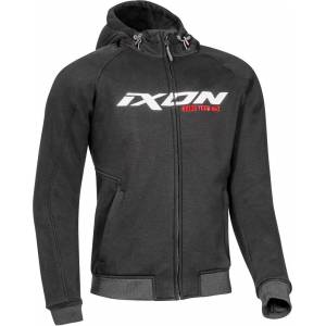 Ixon Palermo Motorsykkel tekstil jakke 3XL Svart