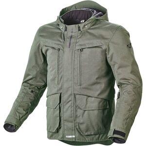 Macna Rival Motorsykkel tekstil jakke M Grønn Brun