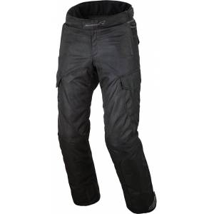 Macna Club-E Motorsykkel Tekstil Bukser 3XL Svart
