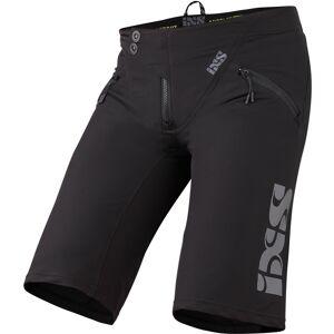 IXS Trigger Sykkel Shorts XL Svart
