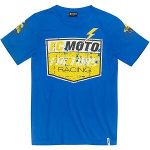 FC-Moto Crew T-shirt 2XL Blå