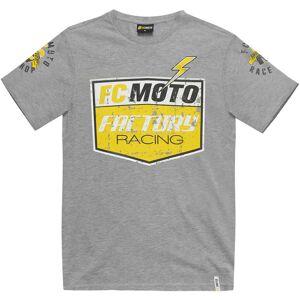 FC-Moto Crew T-shirt 2XL Grå