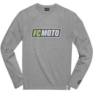 FC-Moto Ageless Langermet skjorte L Grå