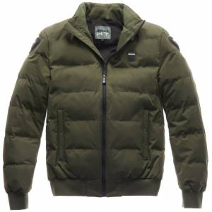 Blauer College Motorsykkel tekstil jakke L Grønn