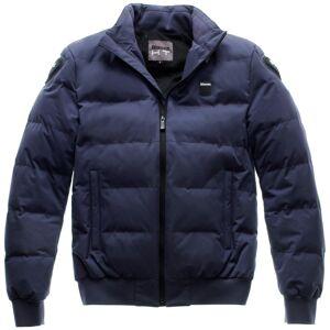 Blauer College Motorsykkel tekstil jakke L Blå
