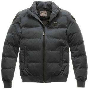 Blauer College Motorsykkel tekstil jakke XL Grå
