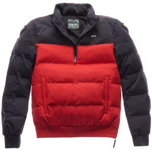 Blauer Winter Pull Bicolor Motorsykkel tekstil jakke XL Rød Blå