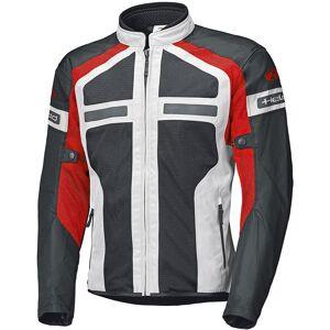 Held Tropic 3.0 Motorsykkel tekstil jakke XL Grå Rød