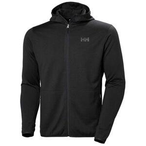 Helly Hansen Mens Merino Fleece Hooded Jacket Black M