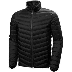 Helly Hansen Mens Verglas Down Insulator Hiking Jacket Black XL