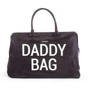 Childhome Reise- og Stelleveske, Daddy Bag Sort