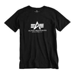 Alpha Industries Basic T-shirt, t-skjorte unisex