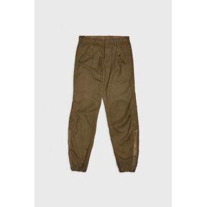 Vintage by Stayhard Chinos Italian Commando Pants Grön