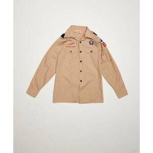 Vintage by Stayhard Skjorta Scout Shirt Brun