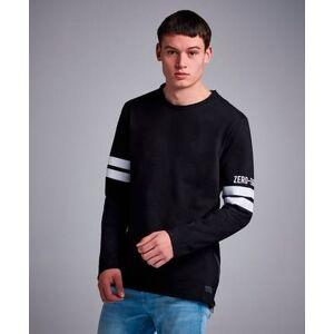 Adrian Hammond Sweatshirt Hoover Sweater Svart