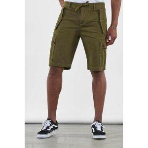 Adrian Hammond Tucker Cargo Shorts Grön