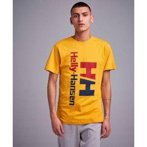 Helly Hansen HH Urban Retro Tee Young Fellow Gul