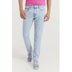 Calvin Klein Jeans Jeans CKJ 026 Slim Iconic 911 Iconic Bleach Rigid Blå