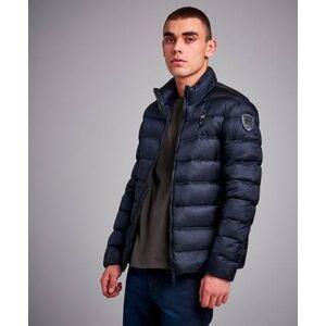 Blauer Light Weight Hooded jacket 999 Black Blå