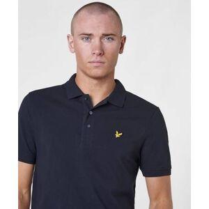 Scott Lyle & Scott Pikétröja Plain Polo Shirt Svart