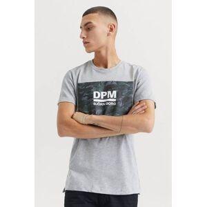 Björn Borg T-shirt Tee DPM 1p Grå