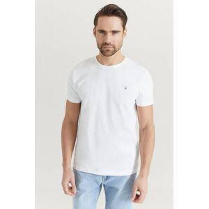 Gant T-shirt The Original SS T-Shirt Vit