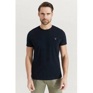 Gant T-shirt The Original SS T-Shirt Svart