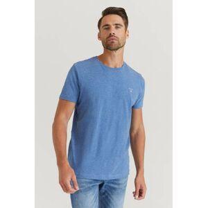 Gant T-shirt The Original SS T-Shirt Blå