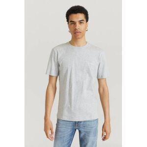 Calvin Klein T-Shirt Cotton Chest Logo T-shirt Grå
